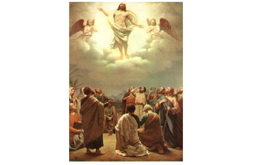ascension of jesus christ theology religion essay His ascension marks the beginning of the time in which the church actively communicates the message of jesus to bring many to faith who will live with christ for eternity in the place he has prepared for us.