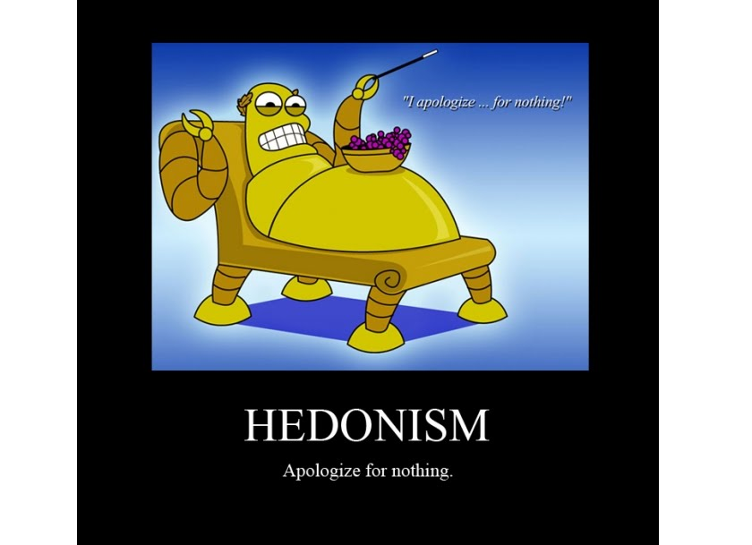 >Do you agree with Hedonism? Is it right? | Battison's Blog