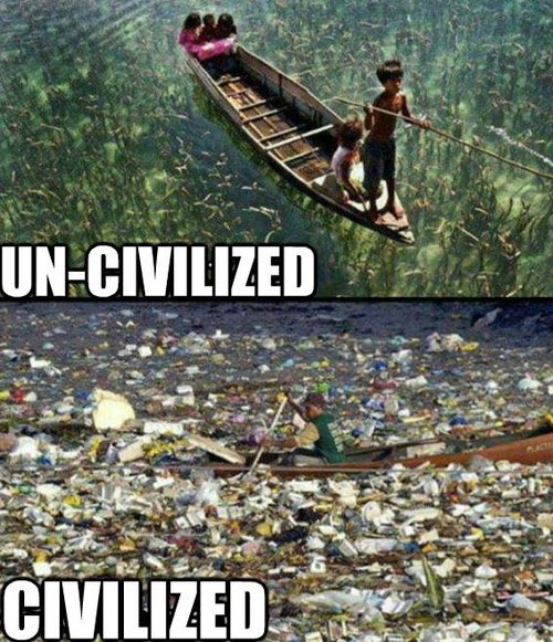 the difference between civilization and savage Civility vs savagery  without adults and the laws of civilization repressing it, jack's savage nature  difference between being a beast and.