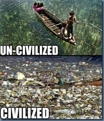 funny-civilized-uncivilized-boat-trash