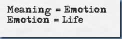 meaning-emotion-meaning
