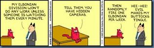 Dilbert - principal-agent 2